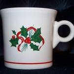 Fiesta Christman mug