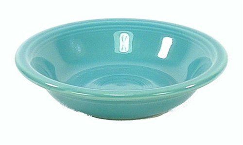 Fiesta 6-1/4-Ounce Fruit Bowl, Turquoise