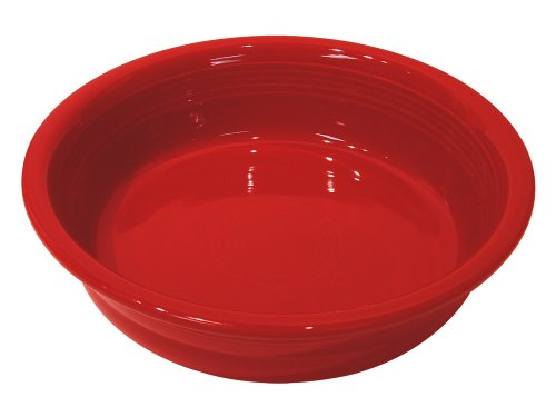 Fiesta 2-Quart Serving Bowl, Scarlet